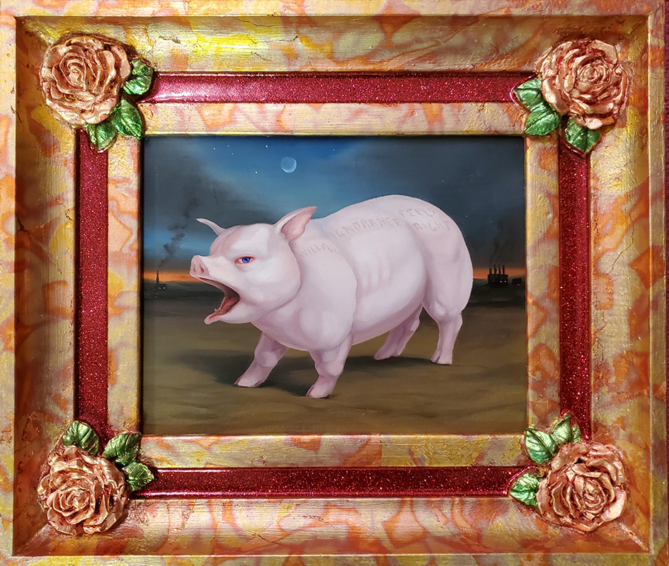 Red-Faced Hogs_Willful Ignorance_web