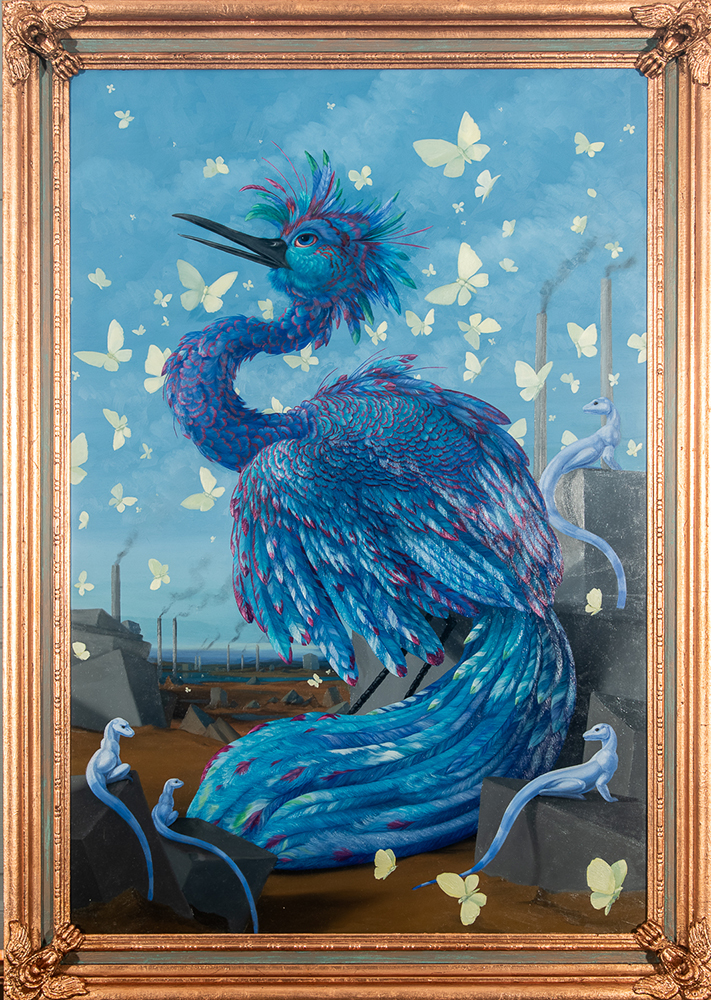 Laurie Hogin_Allegory of Infinite Hope (Bluebird with Giant Sulphurs)_2021_web